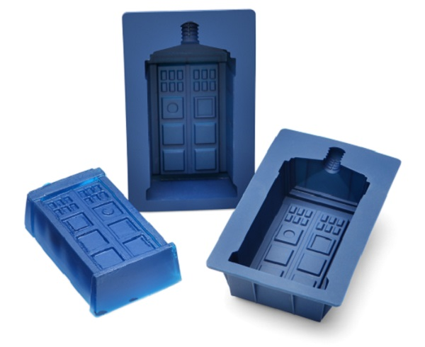 Doctor Who Tardis Jelly Mould