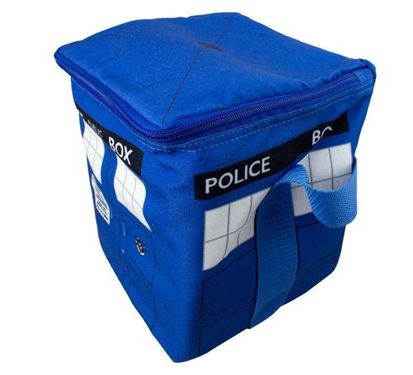 Doctor Who Tardis Cooler Bag