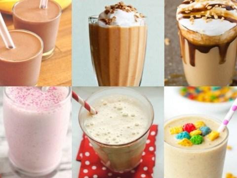 Ten Amazing Recipes for Breakfast Milkshakes to Keep You Going