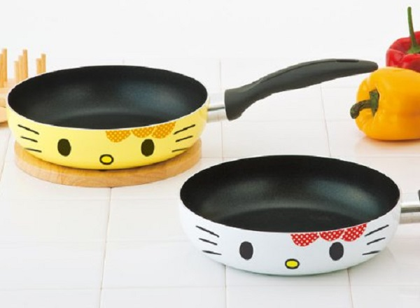 Quid's Hello Kitty Frying Pan