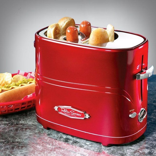 Pop-Up Hotdog Toaster