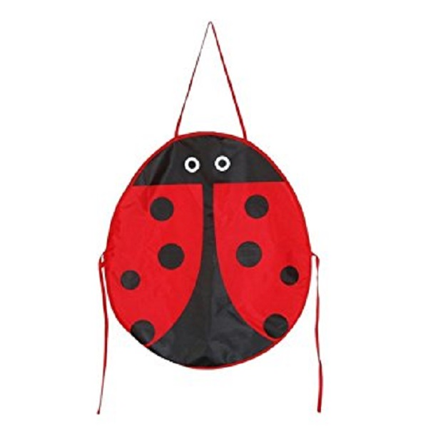 Ladybird Shaped Kitchen Apron