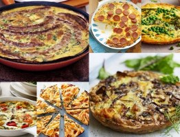 Ten Quick and Easy Recipes for Frittatas You'll Want to Try