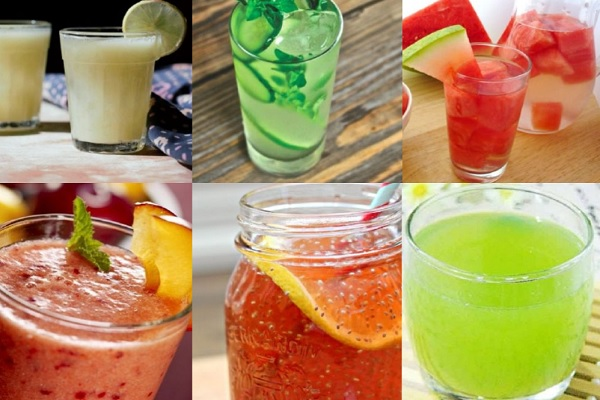 Ten Recipes for Detox Drinks Your Body Will Thank You for