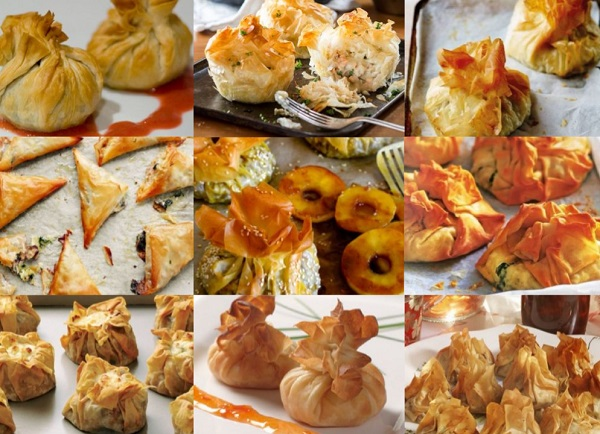 Ten Recipes for Filo Parcels That Will Wrap Mealtimes Up Perfectly