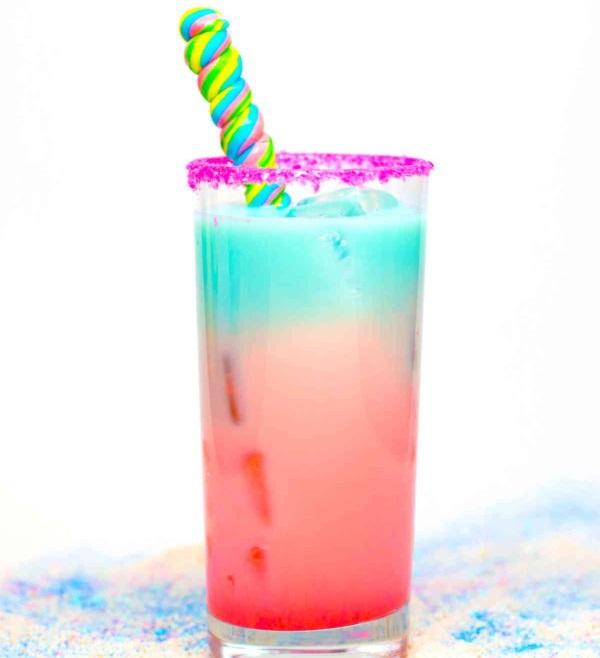 Loco Unicorn Cocktail