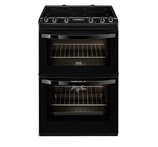 Zanussi ZCI68300BA Freestanding Electric Cooker