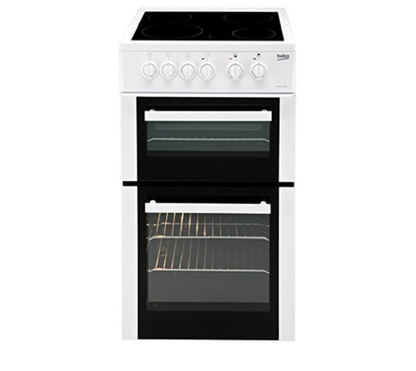 Beko BDC5422AW Freestanding Electric Cooker