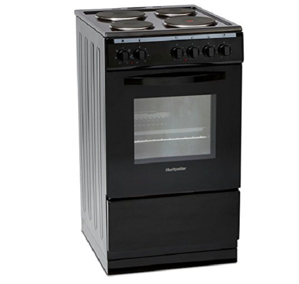 Montpellier MSE50K Freestanding Electric Cooker