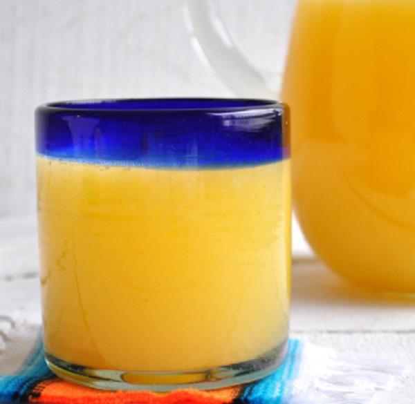 Orange Agua Fresca