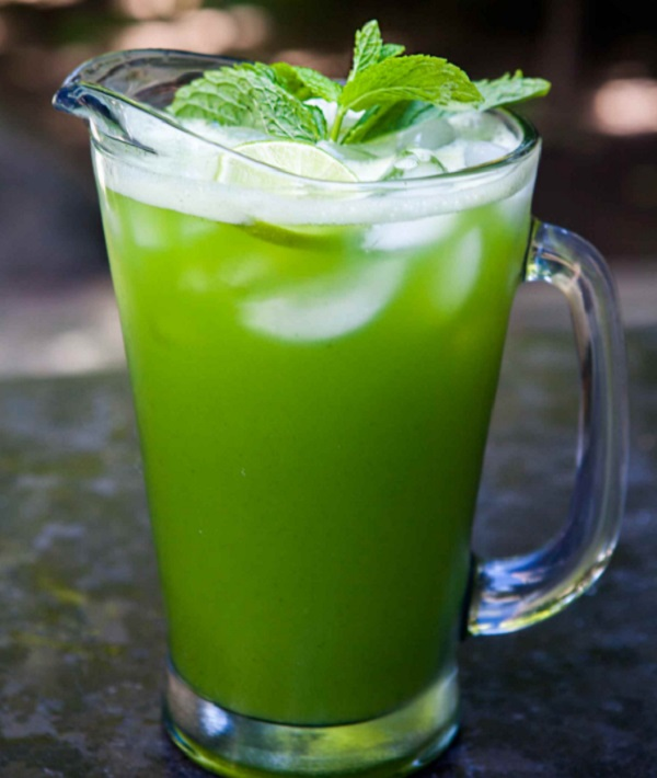 Cucumber Lime Mint Agua Fresca