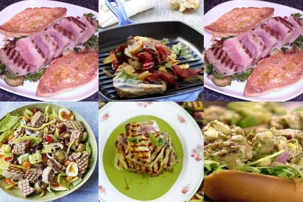 Ten Amazing Ways and Recipes to Enjoy Griddled Tuna