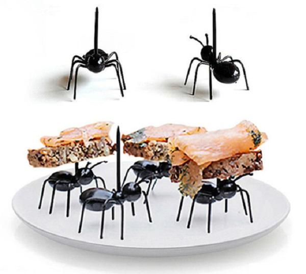 Ant Fruit Forks