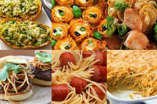 Ten Crazy Ways to Enjoy Spaghetti You Would Never Have Thought of