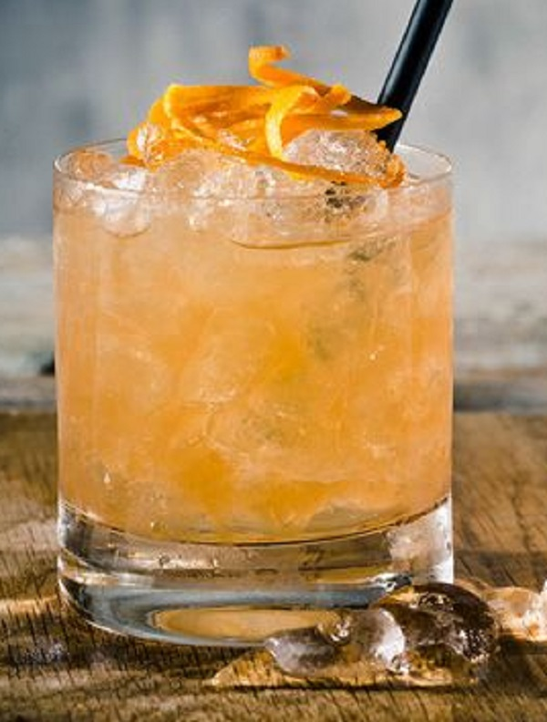 Irish Godfather Whiskey Sour
