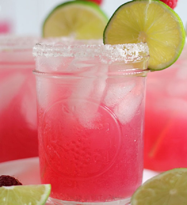 Pretty in Pink Margarita