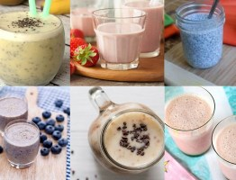 Ten Quick and Easy Recipes for Chia Milk Drinks