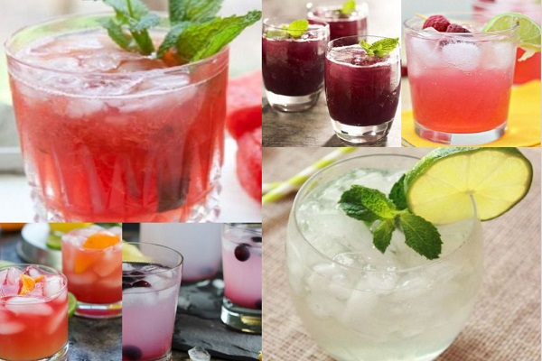 Ten Recipes for Skinny Cocktails Your Waistline Will Love