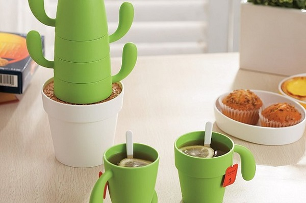 Cactus Cup Stack