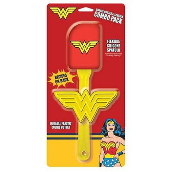 Wonder Woman Silicone Spatula