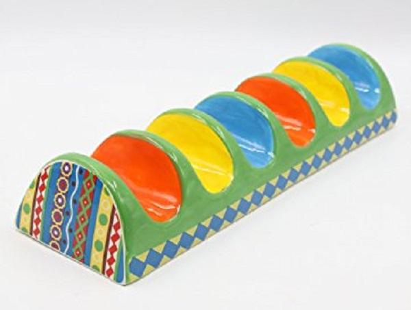 NeoCasa Ceramic Taco Holder