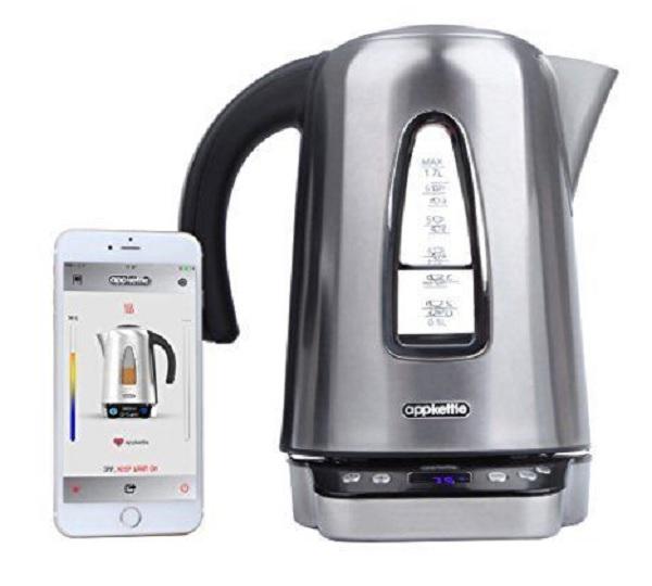 Appkettle Smart Alexa-Enabled Smart Kettle