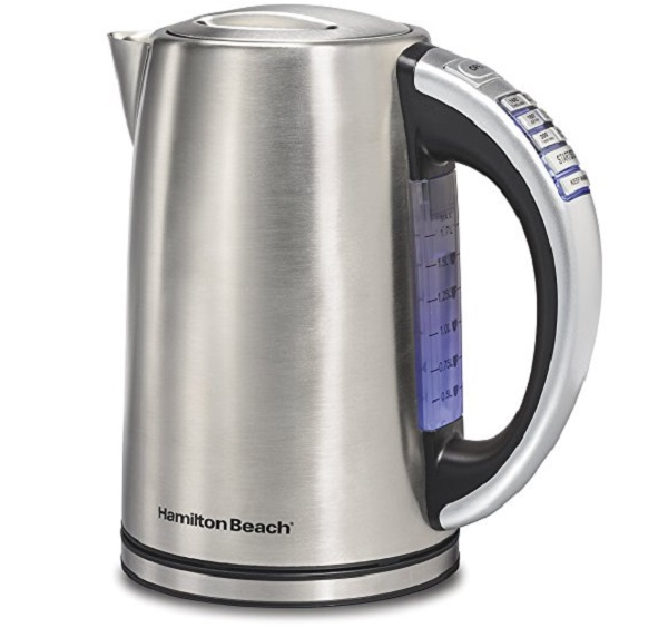 Hamilton Beach 41020 Variable Temperature Electric Kettle