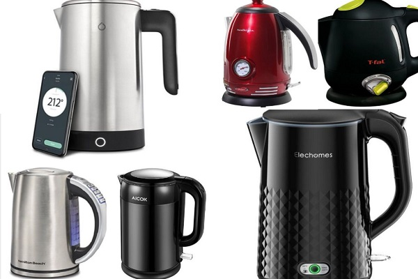 Ten of the Very Best Electric Kettles Money Can Buy