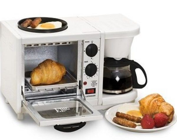 Maximatic 3-In-1 Breakfast Maker