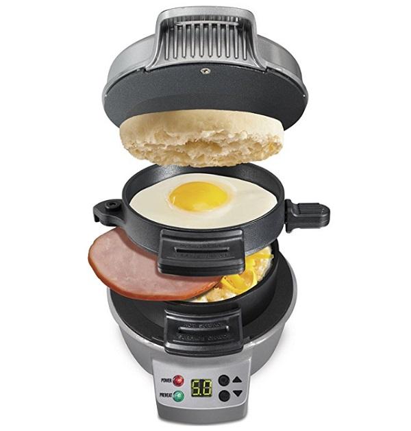 Hamilton Beach Single Breakfast Sandwich Maker