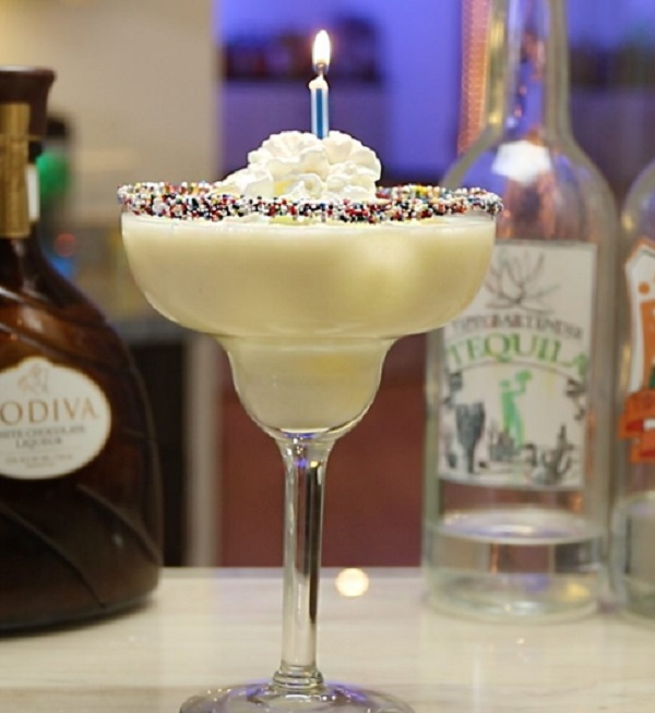 Birthday Cake Margarita