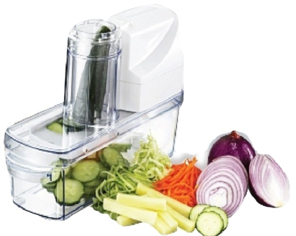 Olympia OE-314 Electric Fruit & Vegetable Slicer