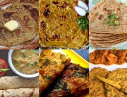 Ten Great Recipes for Masala Paratha (Indian Flat-bread)