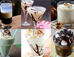 Ten Recipes for Mudslide Drinks That Won't Be a Disaster