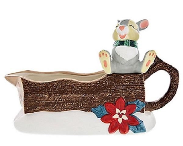 Thumper Happy Holidays Gravy Boat