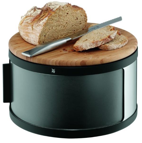 Brottrommel Schneidbrett Gourmet Bread Bin