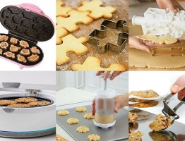 Ten Amazing Kitchen Gadgets to Make Cookies Easier and Quicker