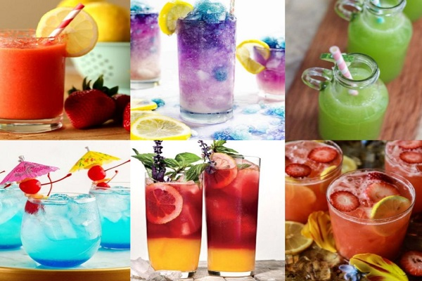 Ten Great Ways to Enjoy a Glass of Lemonade Other Than Straight Up