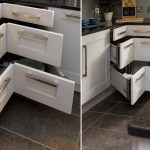 Ten Kitchen Corner Cupboards That Make Great Use of the Awkward Space
