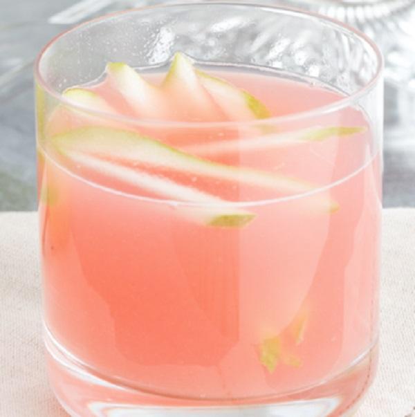 Pear Prosecco Cocktail