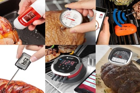 Ten of the Best Food Safety and Meat Thermometers Your Money Can Buy