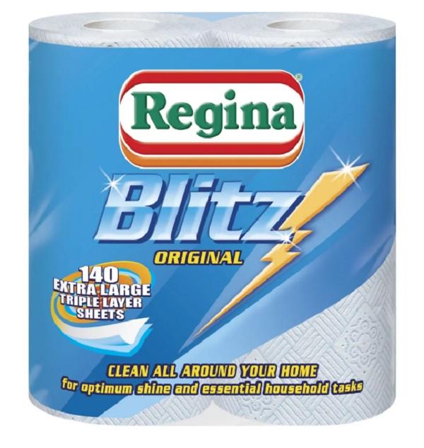 Regina Blitz Original Kitchen Roll