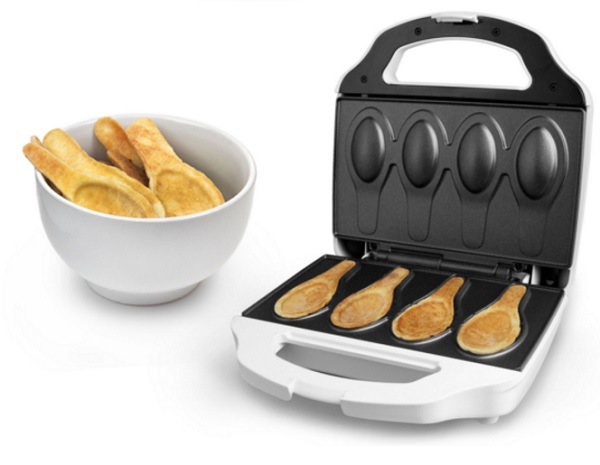 Edible Spoons Quick Maker Kitchen Gadget