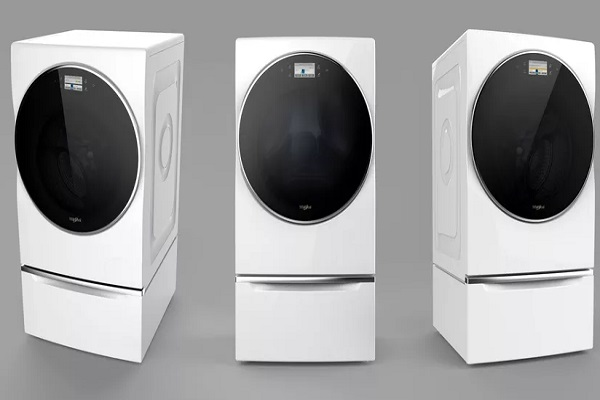 Whirlpool's Smart All-In-One Care Washer and Dryer