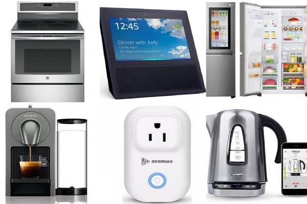 Ten AI Friendly Kitchen Gadgets That Work With the Amazon Alexa
