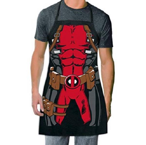 Deadpool 100% Cotton Cooking Apron