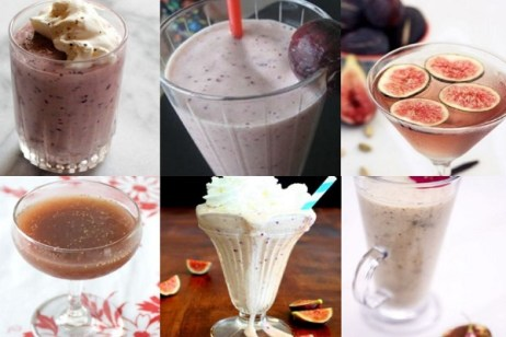 Ten Drinks Made With Figs and All the Recipes You Need
