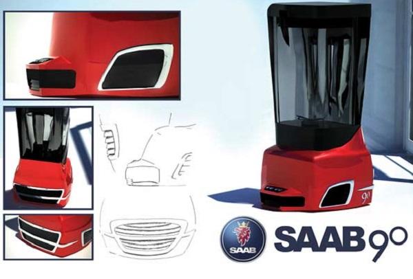 SAAB 9-0 Blender