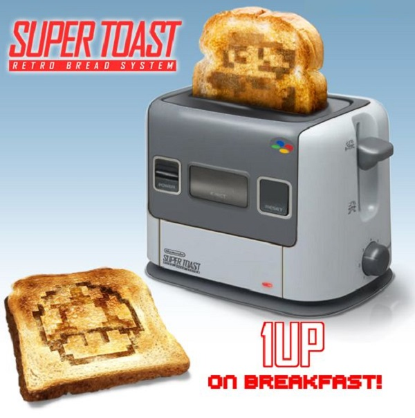 NES (Nintendo Entertainment System) Toaster