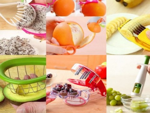 Ten Kitchen Gadgets That Make Fruit More Fun and a Lot Easier